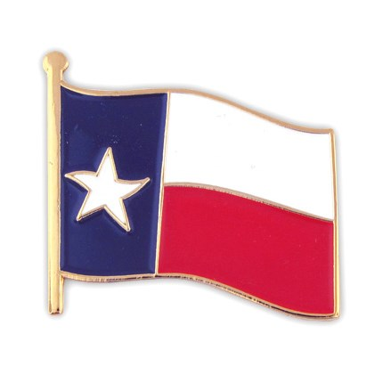 430x430 Texas State Flag Pin Flag Lapel Pins Pinmart Pinmart