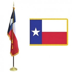 278x278 Texas State Flags