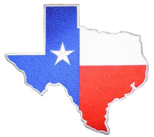 499x445 Texas State Flag
