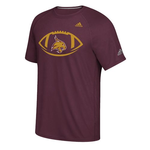 500x500 Adidas Texas State Bobcats Clothing Academy