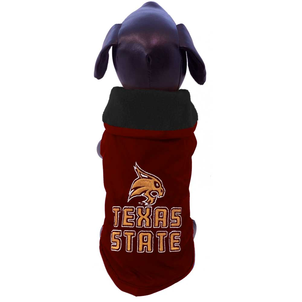 1000x1000 All Star Dogs Texas State University Bobcats Pet Apparel