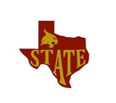 236x208 Texas State University Pennant Bobcat Gear Texas