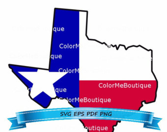 340x270 Texas State Clipart Etsy