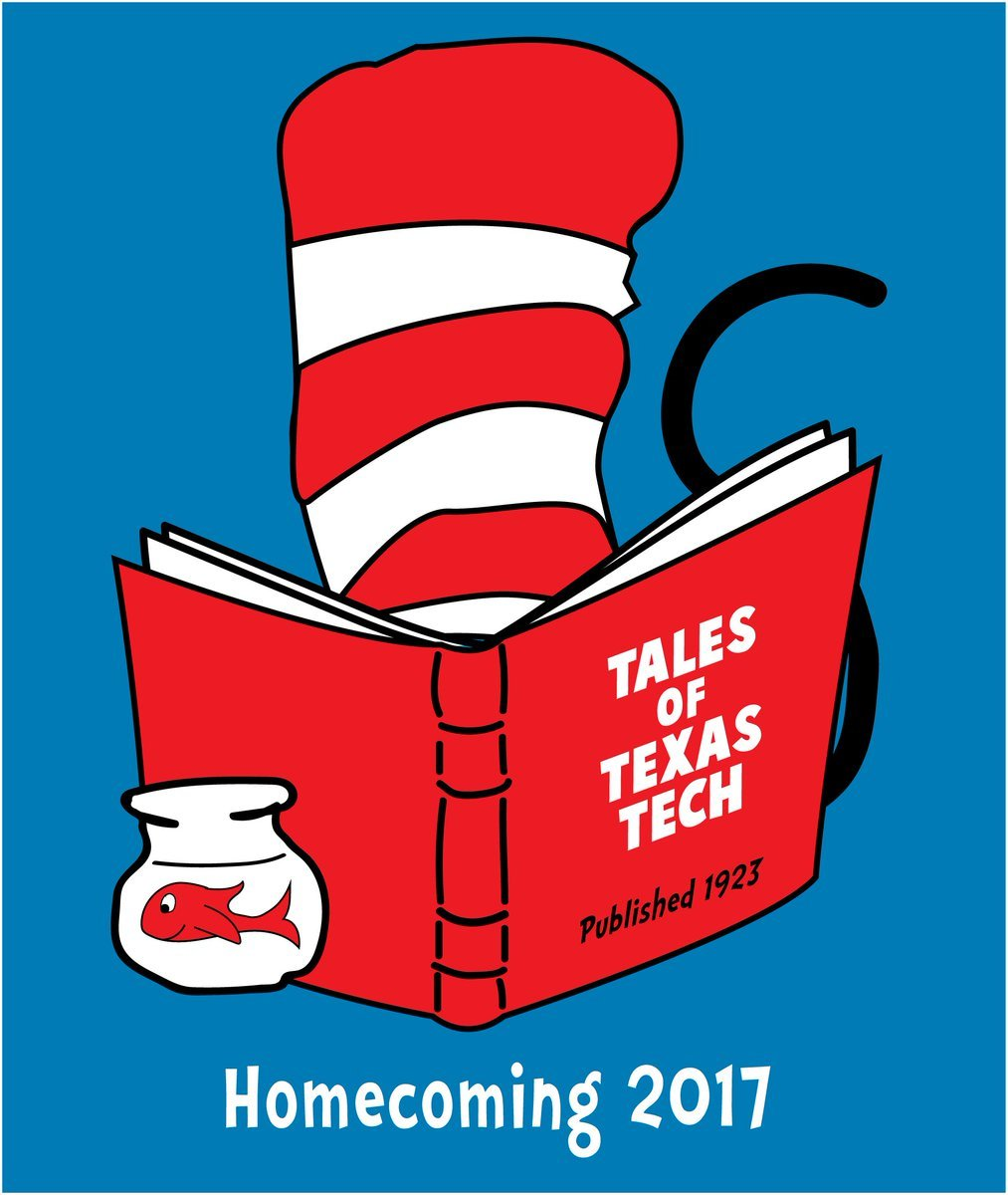 1013x1200 Tales Of Texas Tech Published 1923 Homecoming Traditions Then