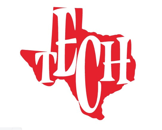 544x437 Texas Tech Decal, Texas Tech Sticker, Sports Decal, Texas Decal