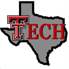 236x236 Vintage Texas Tech University