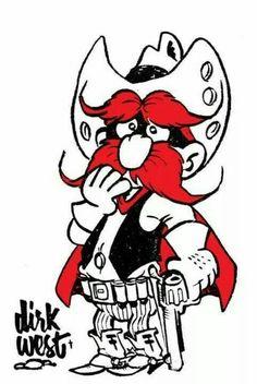 236x352 Red Raiders, Texas Tech University (Lubbock, Texas) Div I, 1st