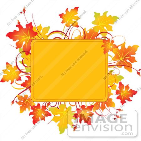450x450 Royalty Free (Rf) Clip Art Illustration Of A Yellow Text Box