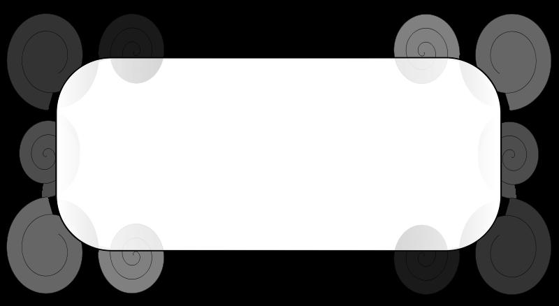 800x438 Clipart Text Box Borders