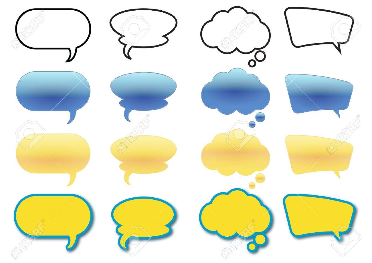 1300x918 Bubble Clipart Quote Box