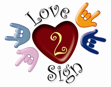428x336 I Love You Sign Language Clip Art Sign Language I Love You Clip