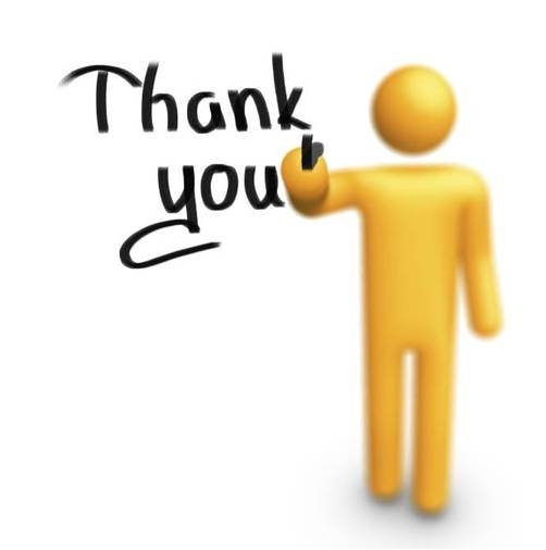 502x506 Free Animated Thank You Clipart For Powerpoint Clipartfest