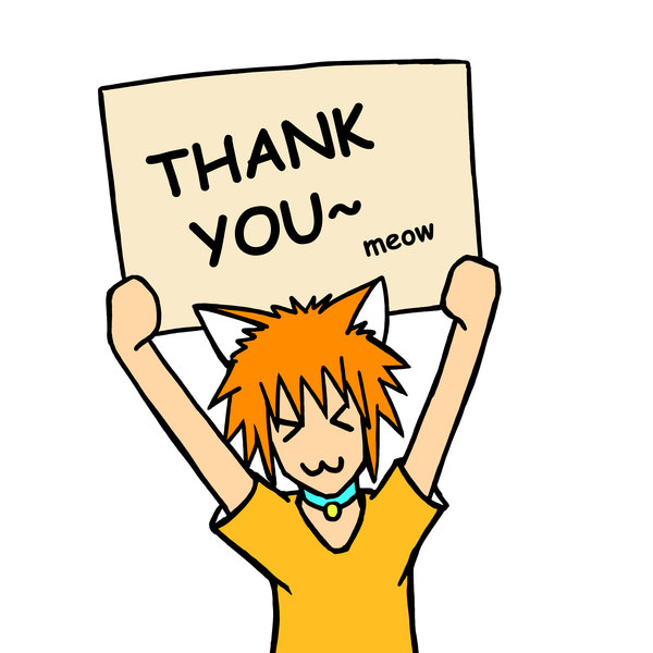 600x600 Clipart Thank You For Listening