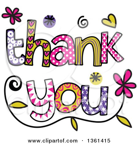 450x470 Thank You Graphics Clip Art Free Cliparts