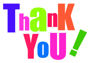 300x212 Thank You Clip Art Free Clipart Images