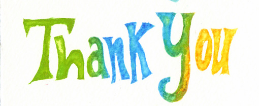 510x209 Thank You Volunteers Clip Art