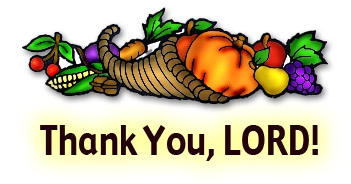 351x184 Give Thanks To The Lord Clip Art – Happy Thanksgiving