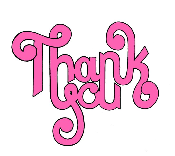 736x656 Pendent Clipart Thank You