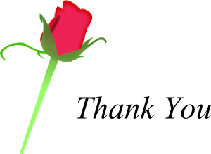 300x219 Thank You Border Clipart