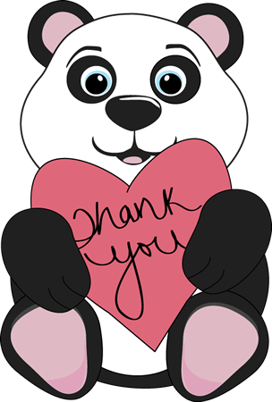 304x450 Thank you clip art free clipart images 13