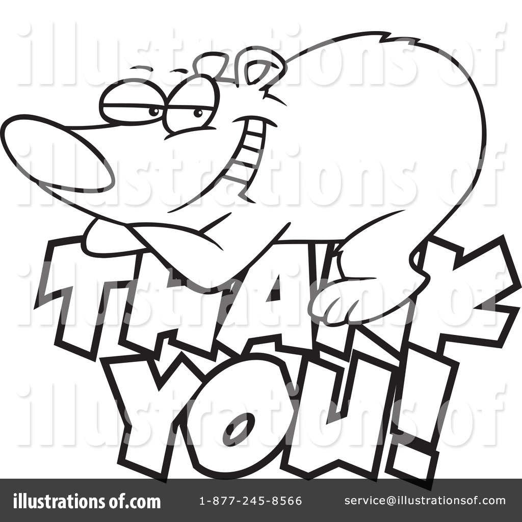 1024x1024 Thank You Clipart