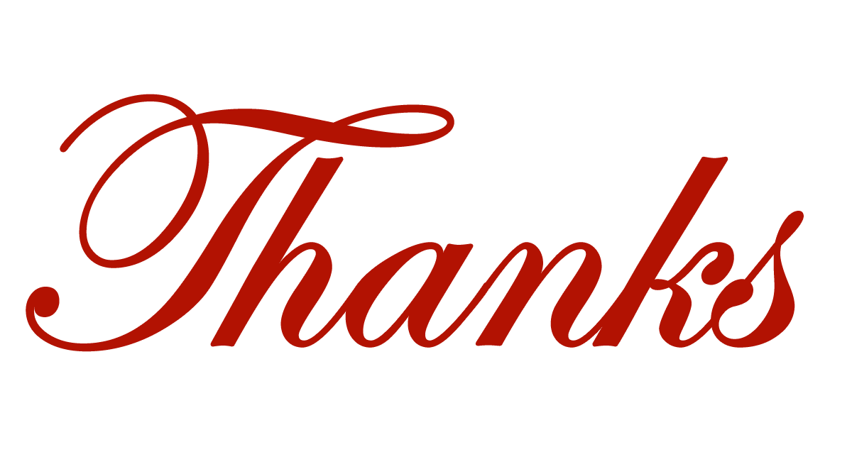 1200x644 Thank You Free Free Thank You Clipart Images 4