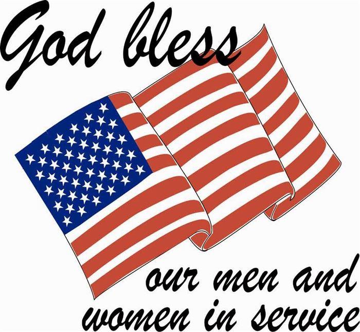700x646 Veterans Thank You Clipart