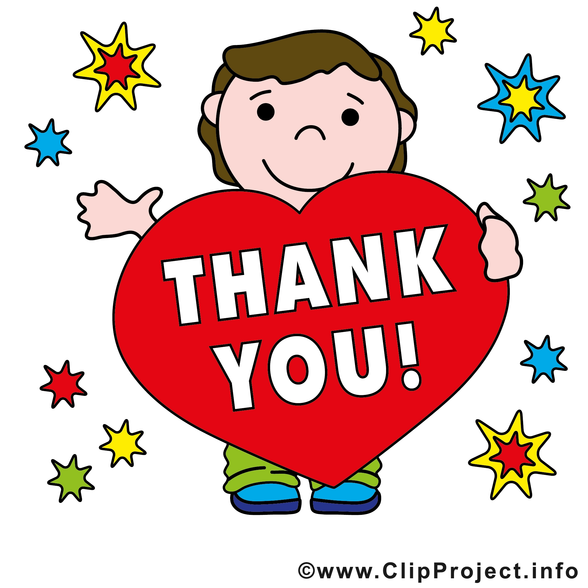 2001x2001 Clipart Of Thank You