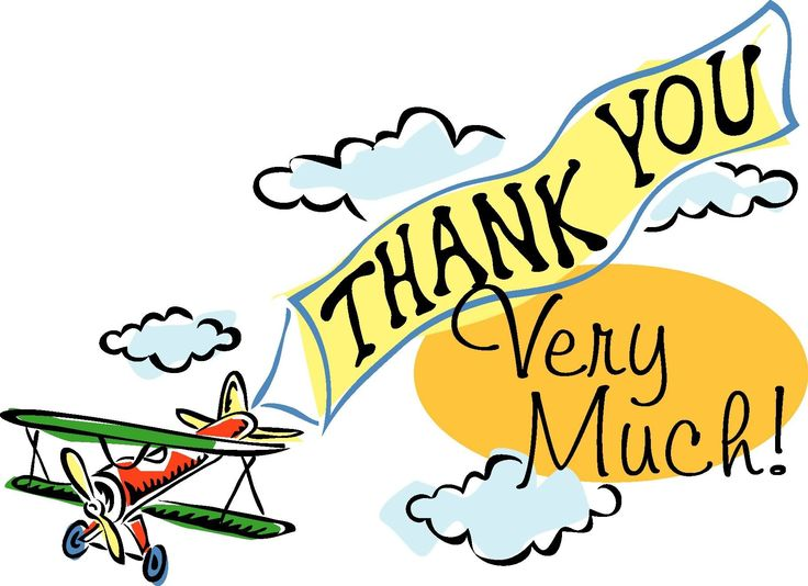 Thank You Clipart Image