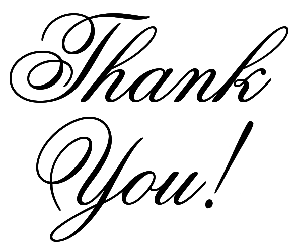 594x501 Thank You Clipart Png
