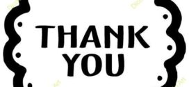 272x125 Thank You Clip Art Clipart Panda