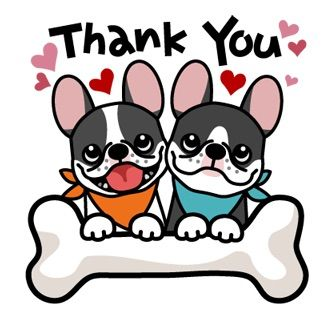 334x320 71 Best Thank You Images Beautiful, Cats And Drawings