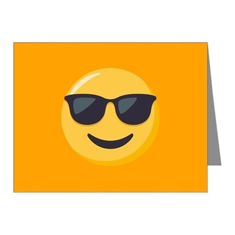 460x460 Emoji One Thank You Cards Emoji One Note Cards