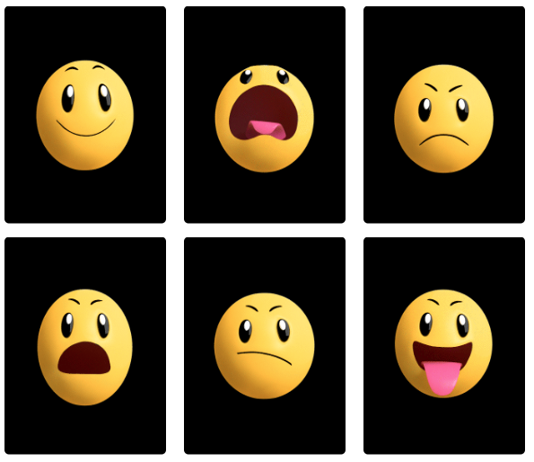 595x514 153 Animated Emojis You Can Find On Apple Watch