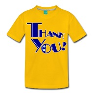 190x190 Thank You! Txt Smiley Face Vector Children's T Shirt T Shirt Storyt