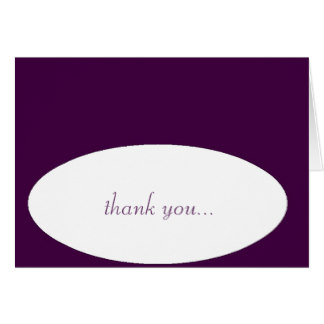 324x324 Thank You Very Much Note Cards Zazzle