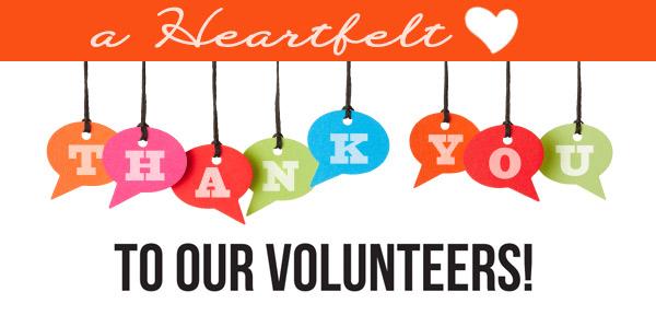 600x288 Volunteer Appreciation Ardenwald Elementary Pto