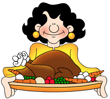 360x323 Free Thanksgiving Clip Art By Phillip Martin