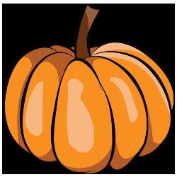 250x250 Thanksgiving Clipart Pumpkins
