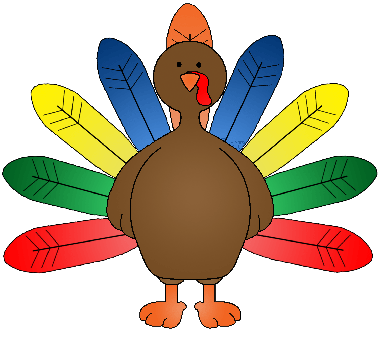 1524x1334 Thanksgiving Turkey Clipart