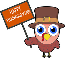 210x187 Thanksgiving clipart sign