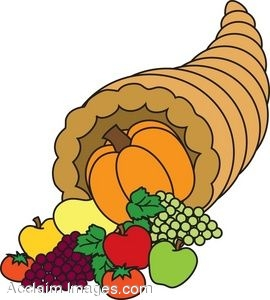 270x300 Cornucopia Clipart Animated