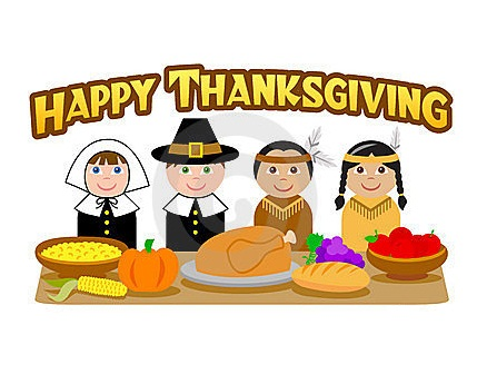 438x336 Thanksgiving clipart happy thanksgiving