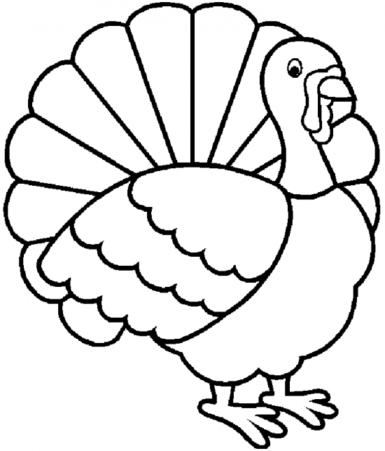 550x643 Happy Thanksgiving 2017 Clipart Free Black and White, Banner, Border
