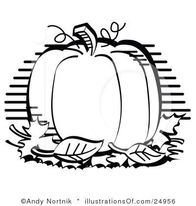400x420 Thanksgiving Clip Art Black and White – Cliparts