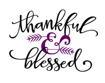 340x270 Blessings Clipart