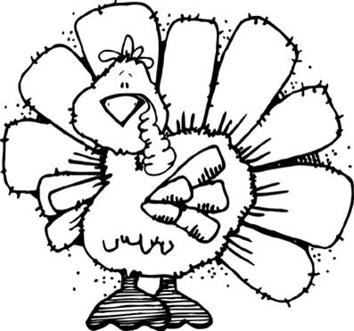 397x371 dj Inkers Thanksgiving Clip Art (75+)