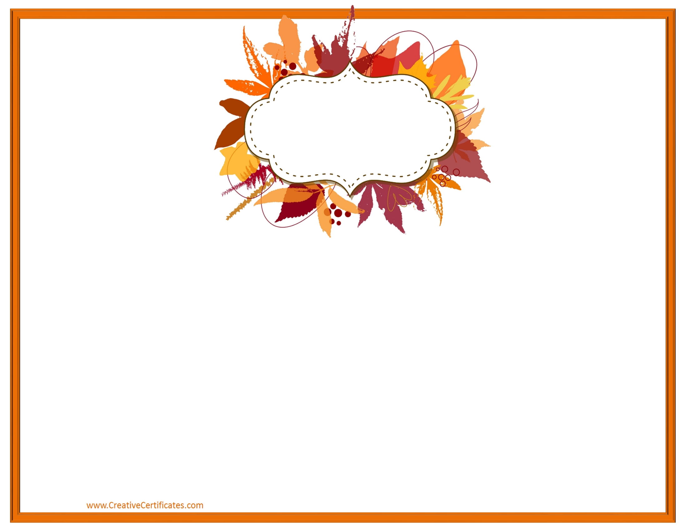 picture about Free Printable Thanksgiving Borders titled Thanksgiving Clipart Border No cost obtain excellent