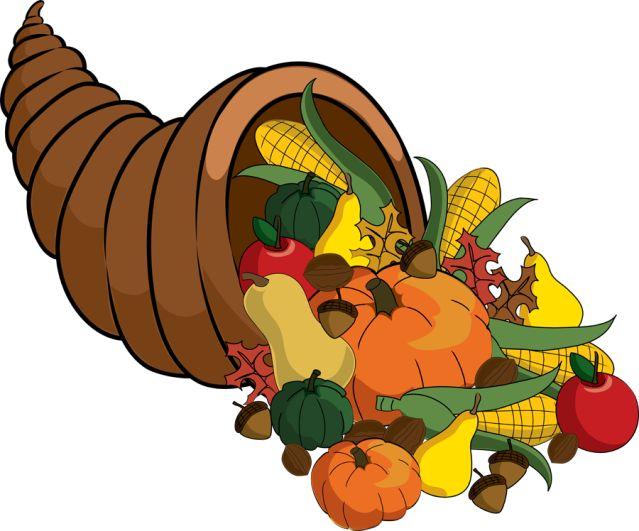 Thanksgiving Cornucopia Pictures