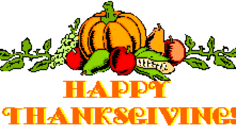 800x459 Happy Thanksgiving Pictures Free Clipart Of Exhibition Free